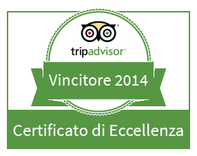 2014 CERTIFICATE OF EXCELLENCE